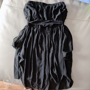Bebe Wrapped Dress